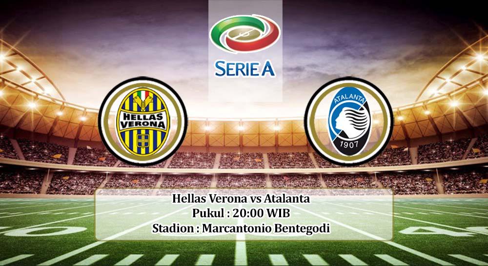 Prediksi Hellas Verona vs Atalanta 26 April 2020