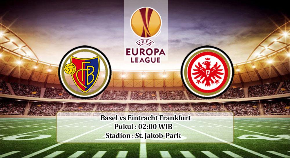 Prediksi Basel vs Eintracht Frankfurt 7 Agustus 2020