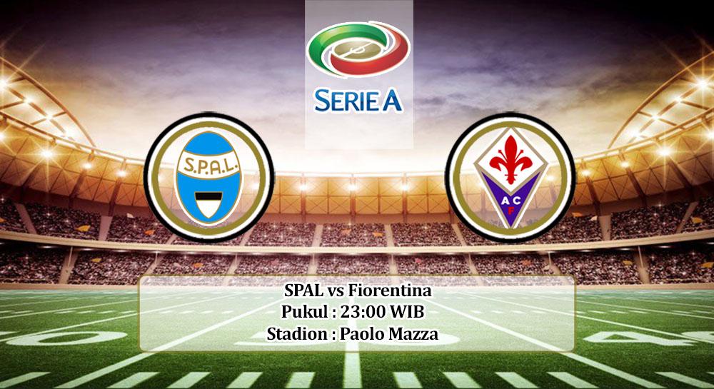 Prediksi SPAL vs Fiorentina 3 Agustus 2020