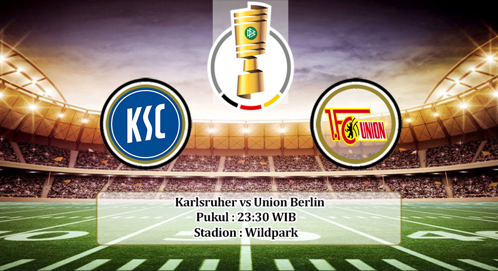 Prediksi Karlsruher vs Union Berlin 12 September 2020