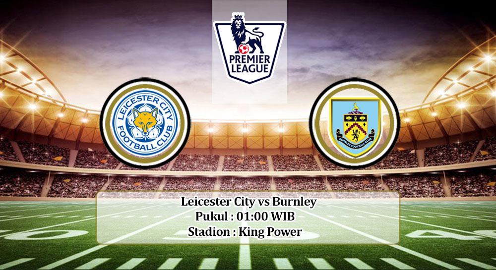Prediksi Leicester City vs Burnley 21 September 2020