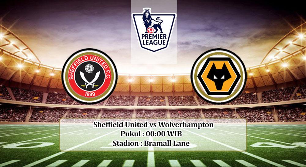 Prediksi Sheffield United vs Wolverhampton 15 September 2020