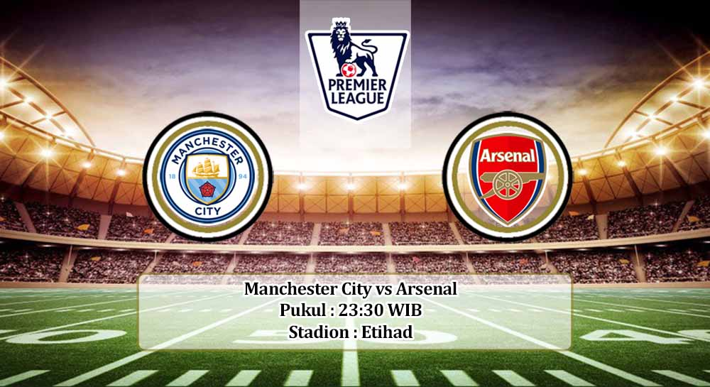 Prediksi Manchester City vs Arsenal 17 Oktober 2020