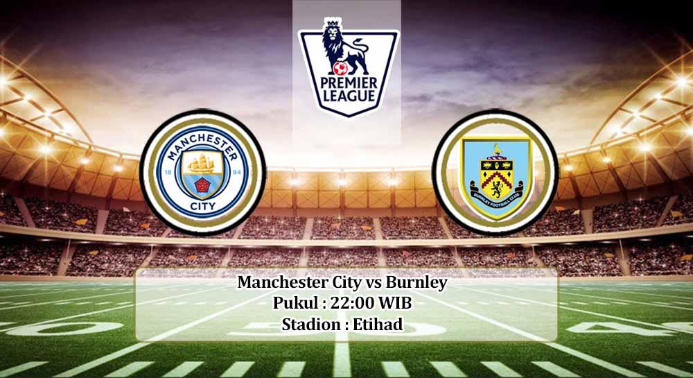 Prediksi Manchester City vs Burnley 28 November 2020